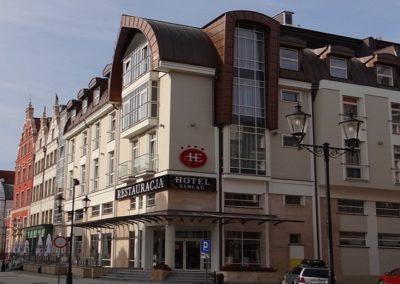 Hotel, Polska