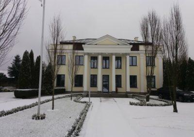 Rezydencja, Polska